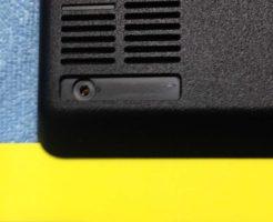 VAIO S11を爪を折らないように分解修理